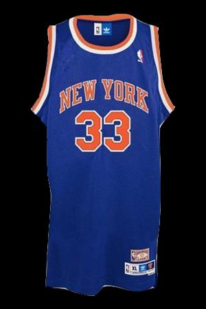 sports shoes dbbd6 e7352 New York Knicks Jersey History - Jersey Museum