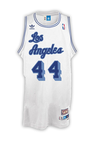 in stock 3954a 7e74d Los Angeles Lakers Jersey History - Jersey Museum
