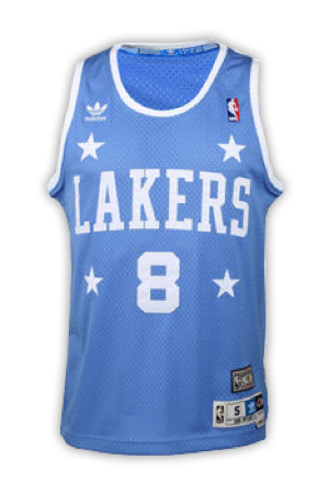 Los Angeles Lakers Jersey History - Jersey Museum f22c28a2a