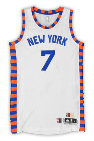 sports shoes 95edc e4a9b New York Knicks Jersey History - Jersey Museum