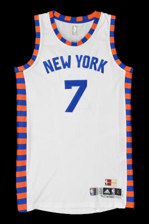 sports shoes c2498 53b29 New York Knicks Jersey History - Jersey Museum