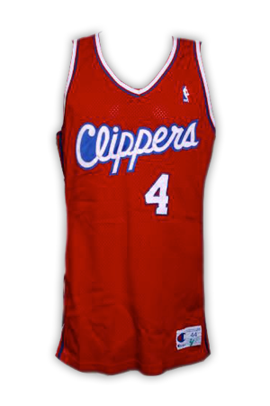 97b97b259c6 Los Angeles Clippers Jersey History - Jersey Museum