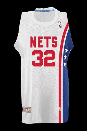 cd9753f00 Brooklyn Nets Jersey History - Jersey Museum