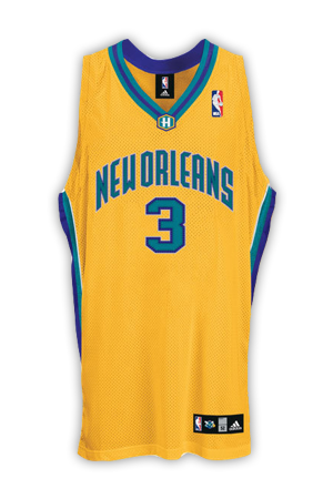 New Orleans Pelicans Jersey History Jersey Museum