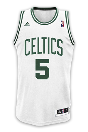 timeless design 5df9c b236d Boston Celtics Jersey History - Jersey Museum