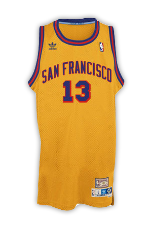 watch 0a260 91458 Golden State Warriors Jersey History - Jersey Museum