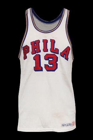 sale retailer de548 99f24 Philadelphia 76ers Jersey History - Jersey Museum