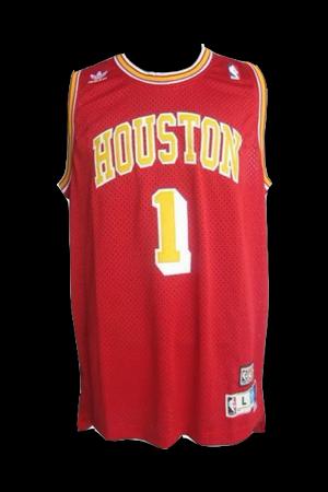 Houston Rockets Jersey History - Jersey Museum 04796442e